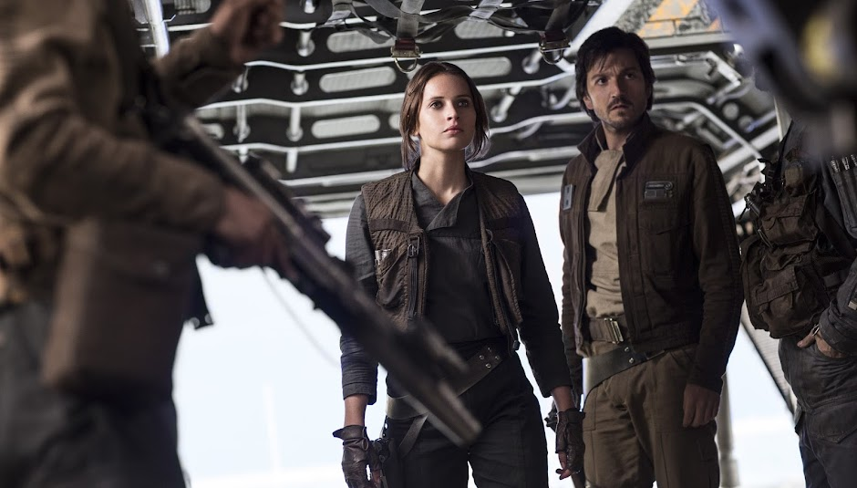 """""""Rogue One: Uma História Star Wars"""" ultrapassa a marca de US$ 600 milhões em bilheteria"""