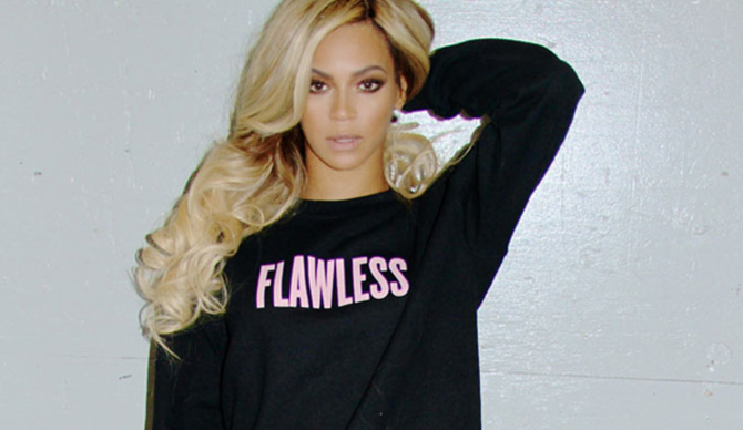 Beyoncé featuring Nicki Minaj - Flawless (Remix) | Random J Pop