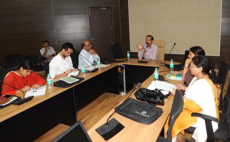 'सूचना का अधिकार' (RTI) विषय पर हुआ कार्यशाला का आयोजन