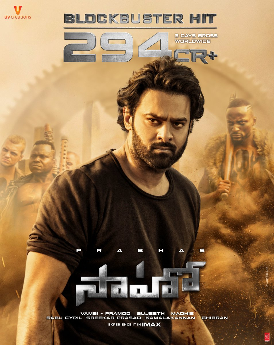 Saaho (2019) ORG Hindi 720p HDRip x264 Esubs 1.5GB