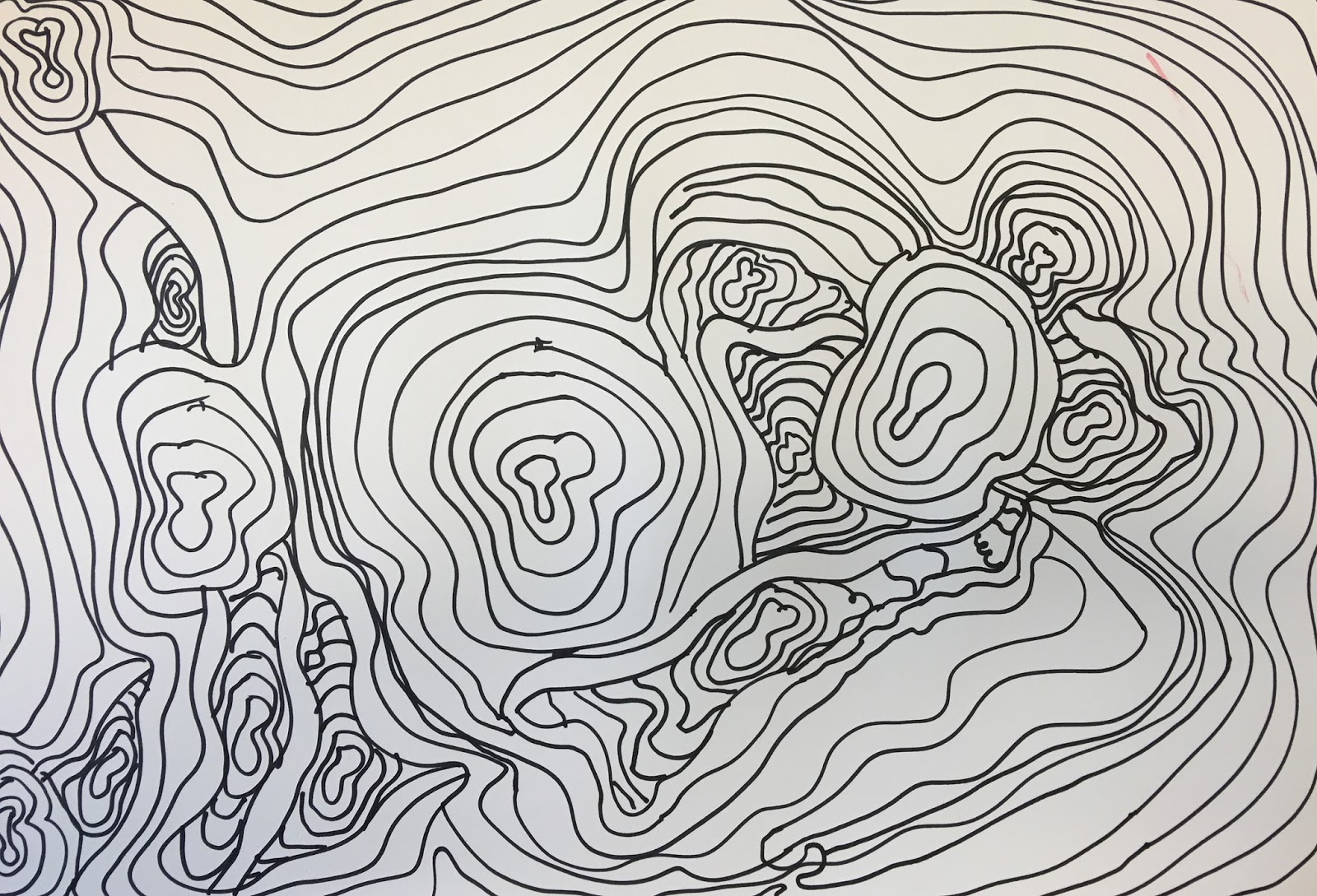 Art Room Blog 4th Grade Steam Lesson Creating Topography