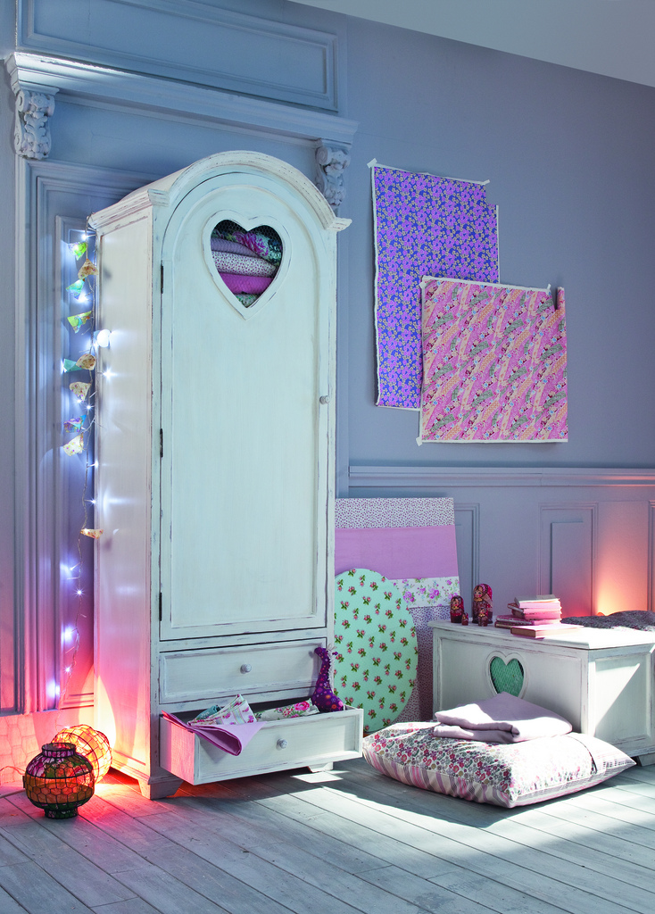 mandy bla bla inspiration d co 3 chambre de petite fille. Black Bedroom Furniture Sets. Home Design Ideas