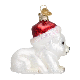 http://www.trendyornaments.com/12449-christmas-polar-bear-old-world-christmas-ornament.html