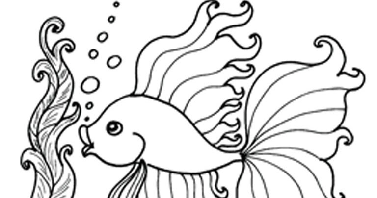 ocean fish coloring pages horse and weeds book ocean coloring