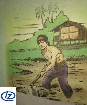Cerita Rakyat Sumatera Utara : Asal Mula Danau Toba