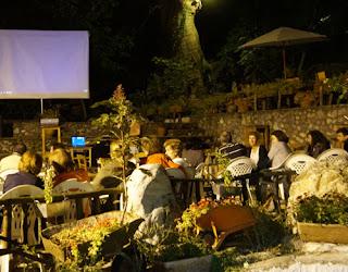 Η Κινηματογραφική Λέσχη Κατερίνης στο Φαράγγι του Ενιπέα