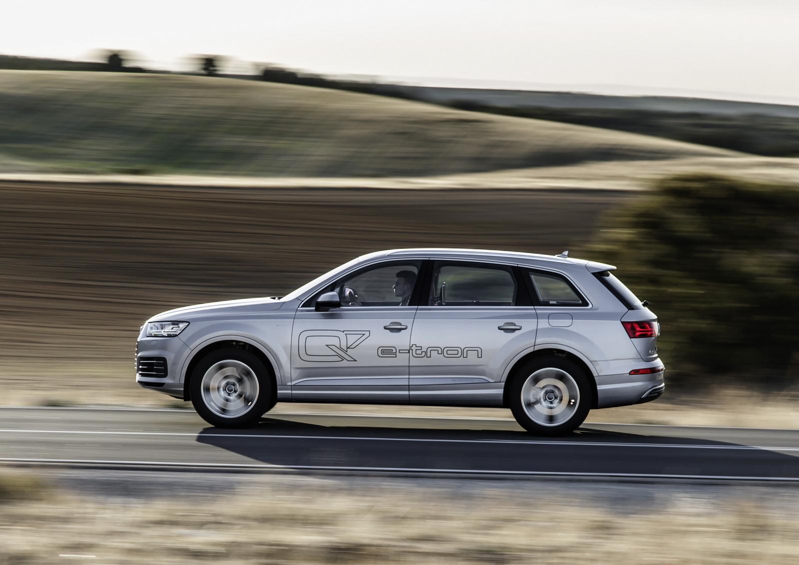 Dòng SUV Hybrid gương mẫu & tiêu biểu trên thế giới