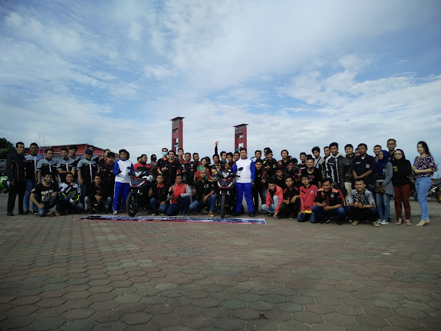 Aksi Honda Community di Bulan Ramadan