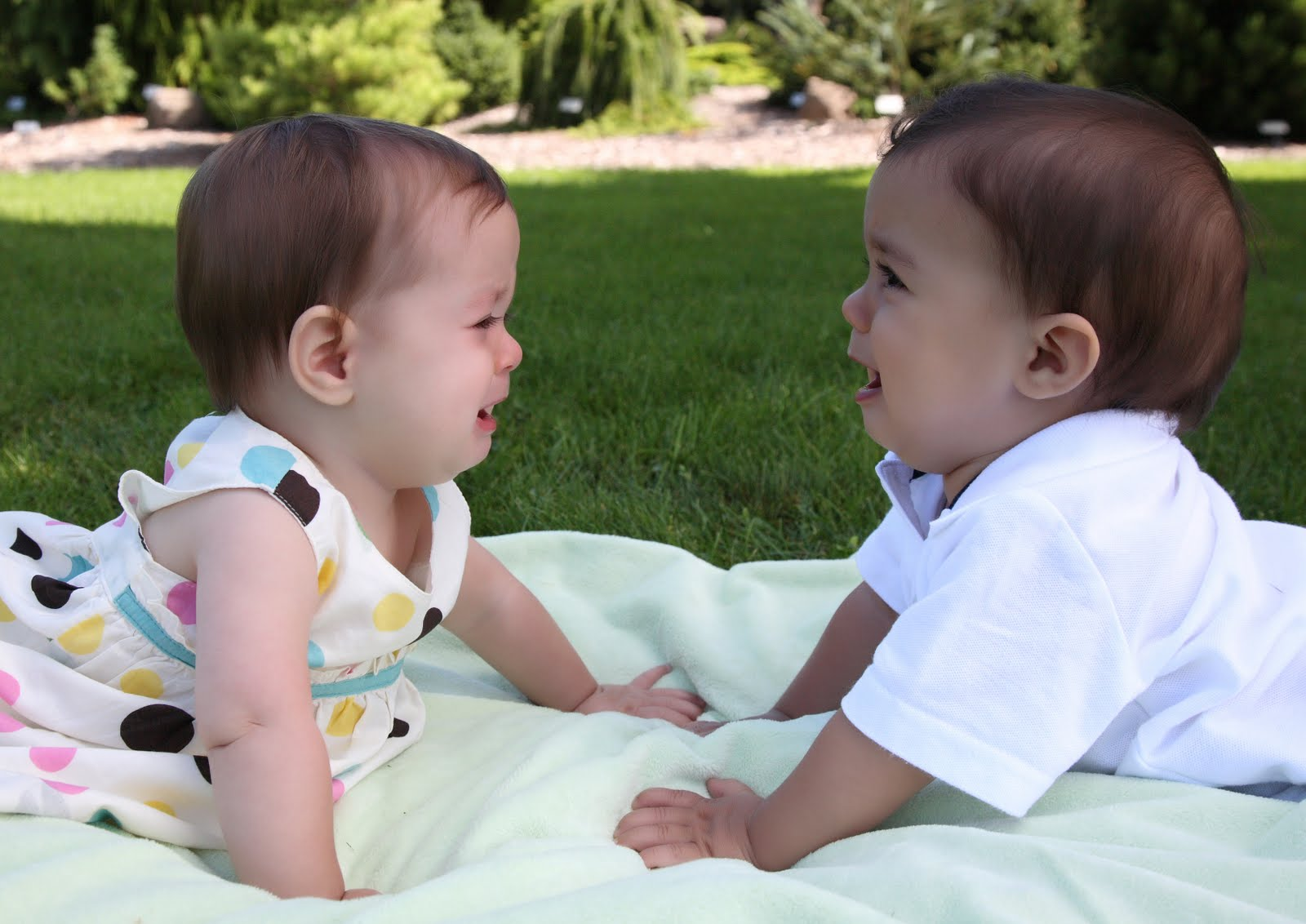 Cute Babies Pics Wallpapers: July 2012