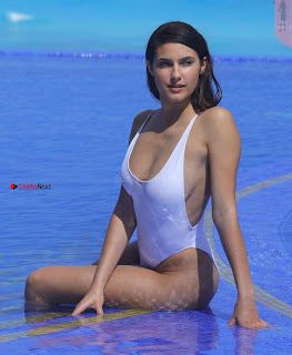Tao Wickrath in White Swimsuit 2017  07 ~ Celebs.in Exclusive Celebrities Galleries