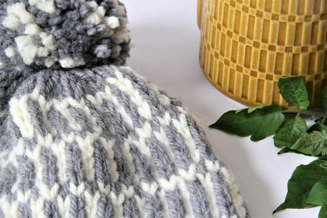 breien, Gratis breipatronen, Gratis breipatroon, kindermuts, knitting, muts, patroon, Phildar Rapido, Studio Mojo, winter,