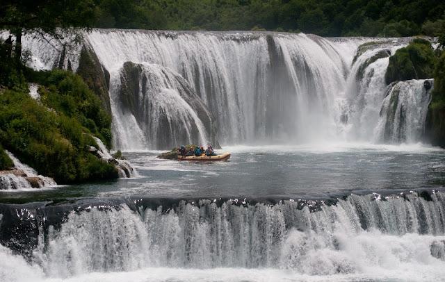 Rafting pe Una, Bosnia si Hertegovina