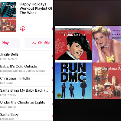 Happy Holidays Workout Playlist of the Week by Anne Elizabeth on Spotify and Apple Music
