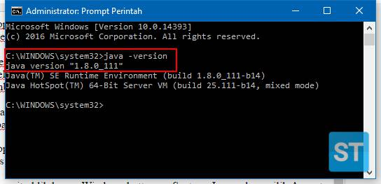 How To Check Java Version On Windows