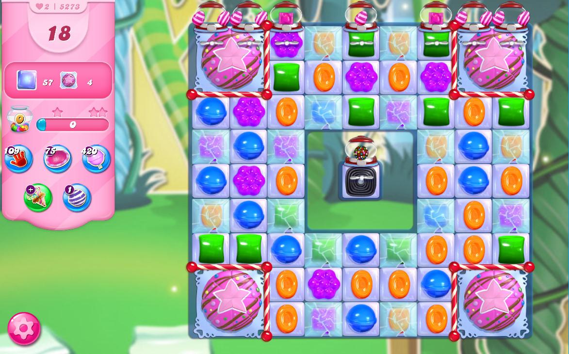 Candy Crush Saga level 5273