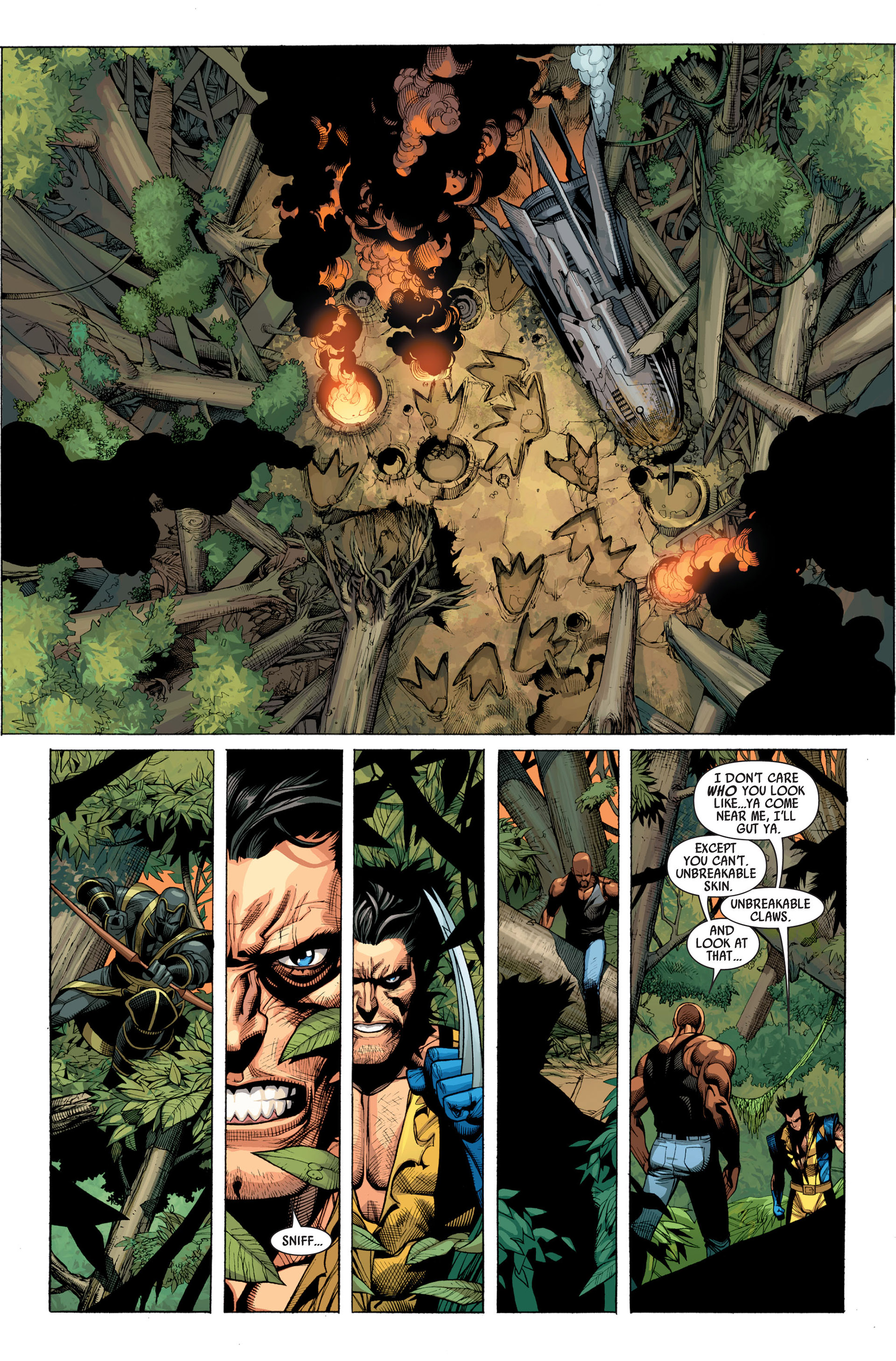 Read online Secret Invasion comic -  Issue #2 - 12