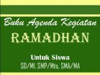 Yang Kalian Lakukan Terhadap Buku Agenda Ramadan