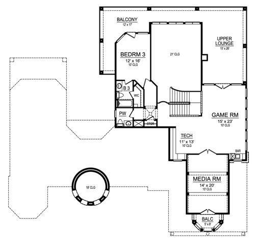 Planos de casas modelos y dise os de casas plano de casas de lujo - Planos casas de lujo ...