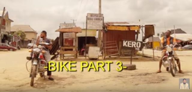 MarkAngel Comedy With Emmanuella : Episode 131 - Bike Man Part 3