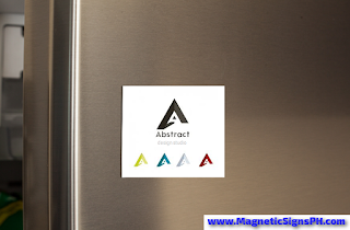 Promotional Fridge Magnet - Design Studio