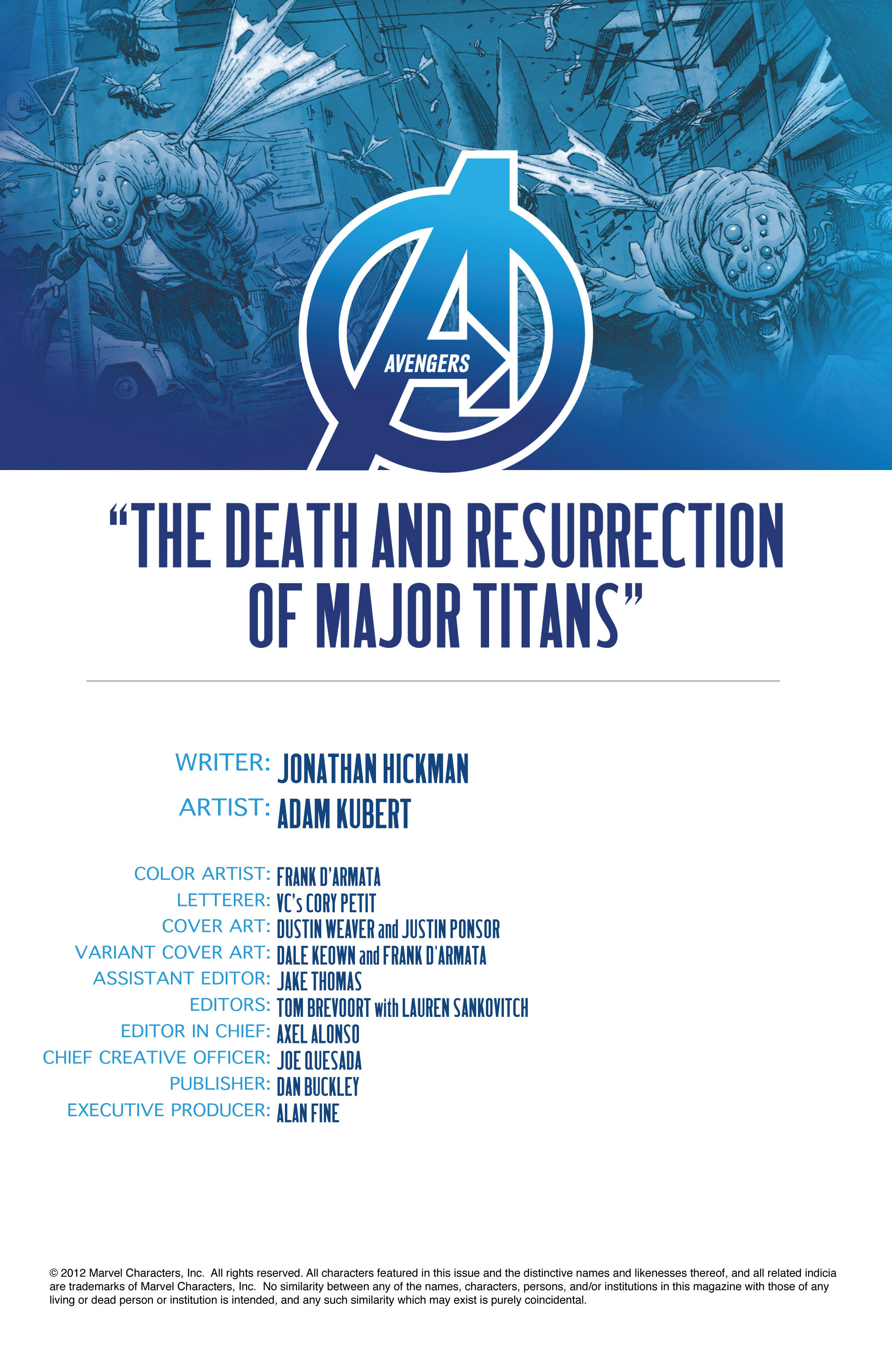 Read online Avengers (2013) comic -  Issue #Avengers (2013) _TPB 1 - 83