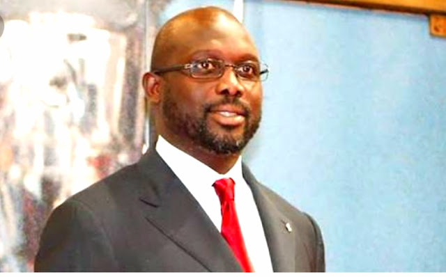 It's Official: George Weah Is New Liberian President