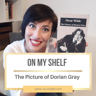 On My Shelf: The Picture of Dorian Gray by Oscar Wilde