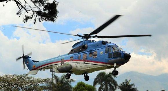 Mengenal Pesawat Helikopter Kepresidenan Indonesia ...