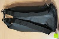 Tasche mit Gurt: Dry Bag »Krake« Wasserdichte Trockentasche / Seesack / Survival Bag / Trockensack / Ideal für Kajak, Kanu, Segeln, Angeln, Schwimmen, Strand, Snowboarden, Skifahren, Bootfahren, Camping / Schützt Deine Wertsachen und Kleidung vor Staub, Nässe, Sand und Schmutz / 5L gelb