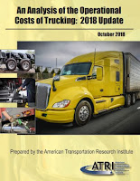 An Analysis of the Operational Costs of Trucking: 2018 Update (October 2018)