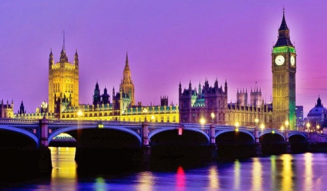 Tempat Bulan Madu Paling Romantis London