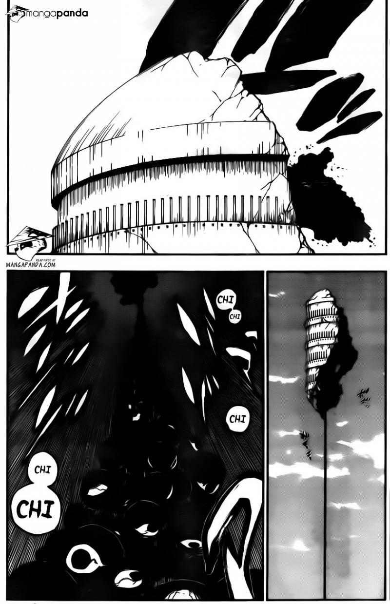 Bleach Ch 621: The Dark Curtain