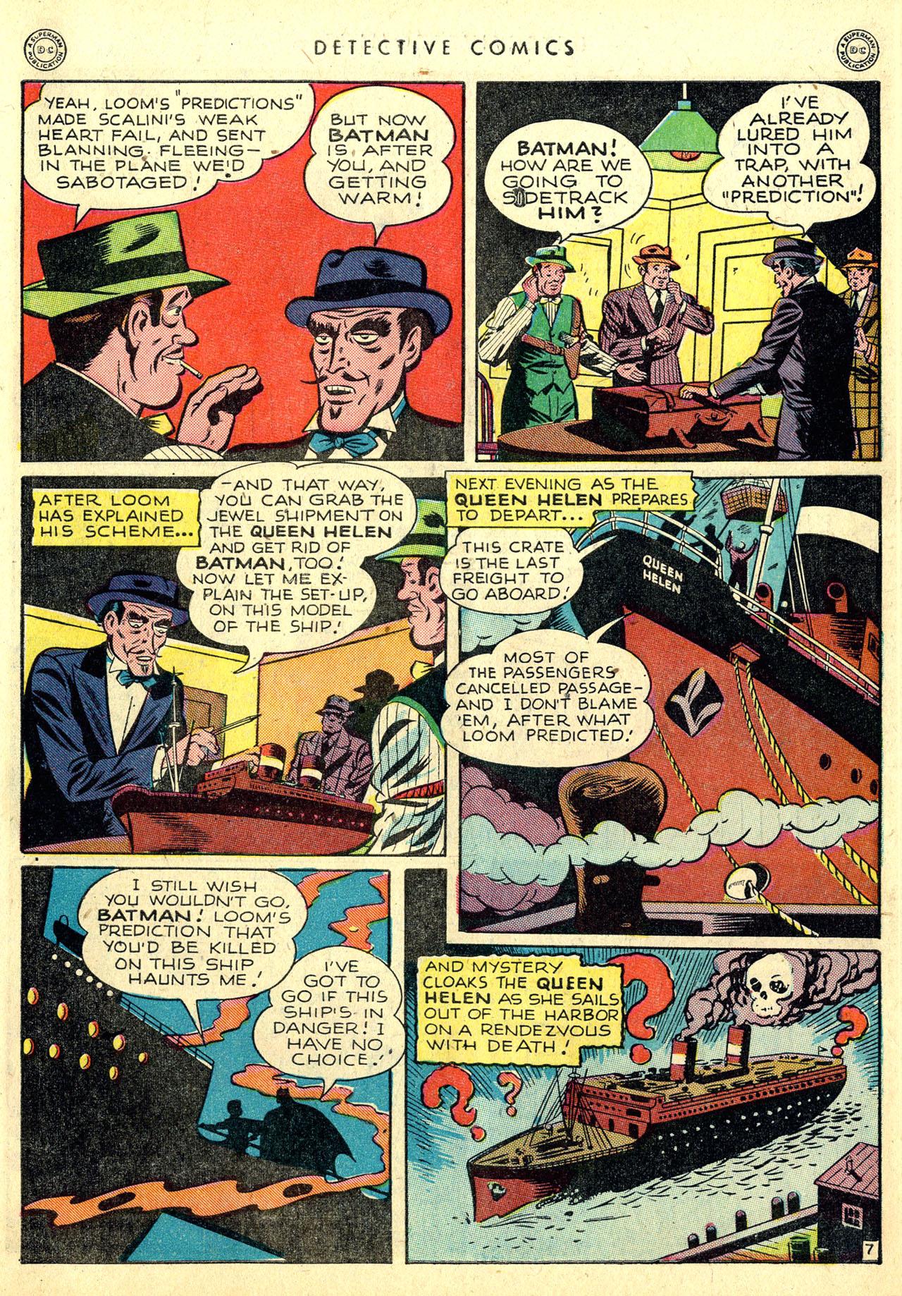 Read online Detective Comics (1937) comic -  Issue #133 - 9