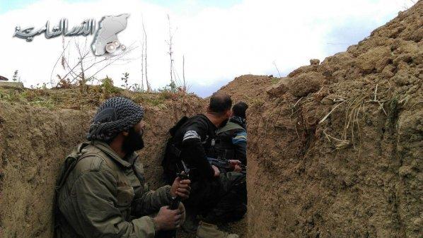 Upaya Rebut Kembali Ghouta Timur oleh Pejuang Suriah dari Syiah Assad