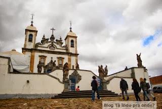 Santuário Bom Jesus dos Matosinhos