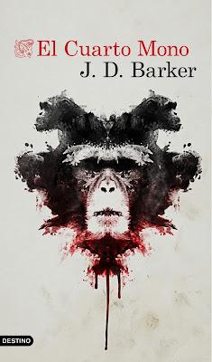El cuarto mono - J. D. Barker (2018)