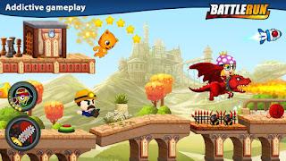 Download Game Battle Run Apk