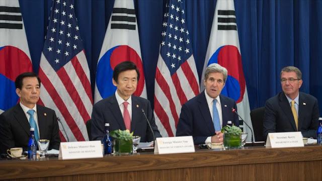 """EEUU amenaza a Pyongyang con una respuesta """"robusta"""""""