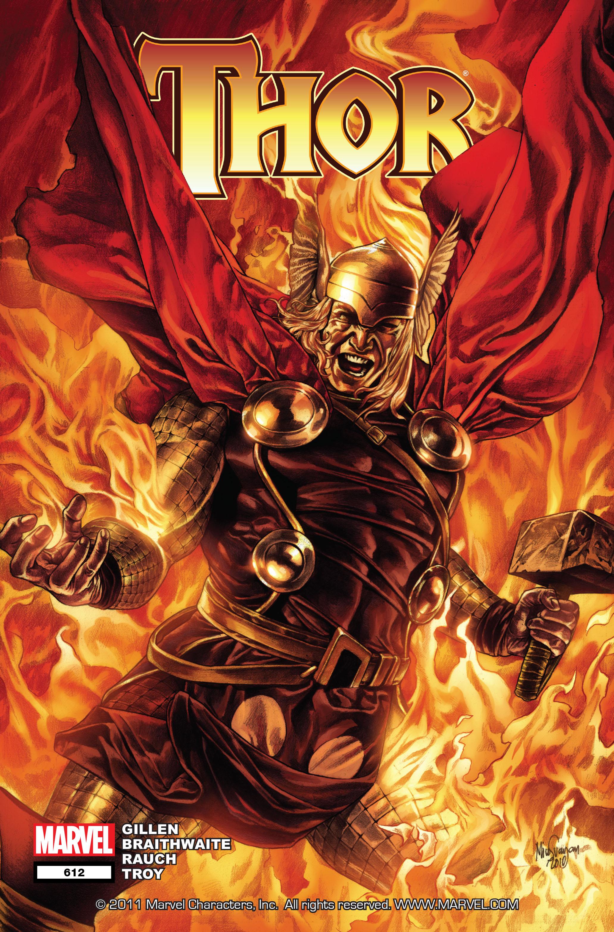 Thor (2007) Issue #612 #25 - English 1