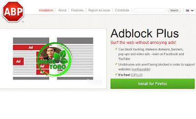 Cara Blokir Iklan Dengan Adblock Plus Untuk Semua Browser