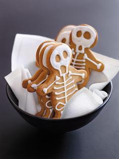 halloween kurabiye süslemesi