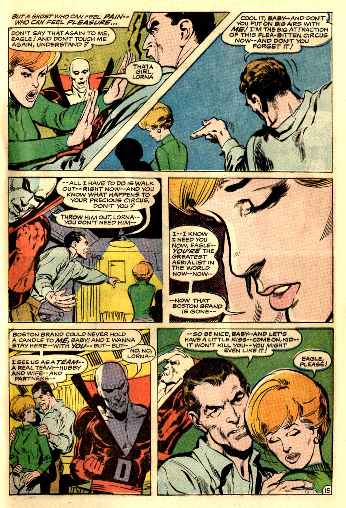 Strange Adventures (1950) issue 208 - Page 20