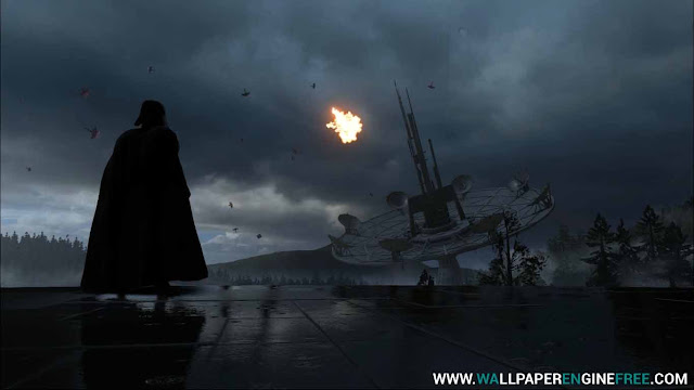 Download Star Wars Battlefront Darth Vader Wallpaper Engine