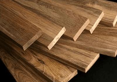 Thiết kế ống gió làm bằng gỗ, dán