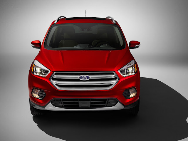 New Ford Escape Feature - Windshield Wiper De-Icer