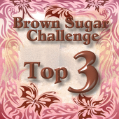 Brown Shugar Challenge blog  #291 - ang