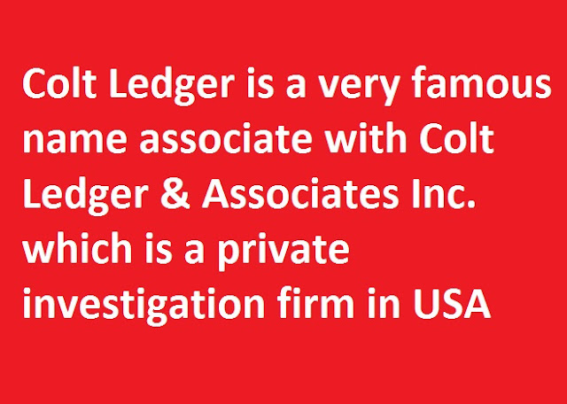 Colt Ledger Profile Description