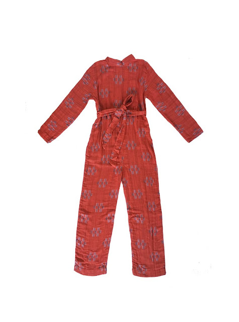 Ace & Jig Pantsuit in Jolie