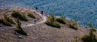 Mammoth Bike Park - biggest bike park in the west. Incredible views, 3,500 acres