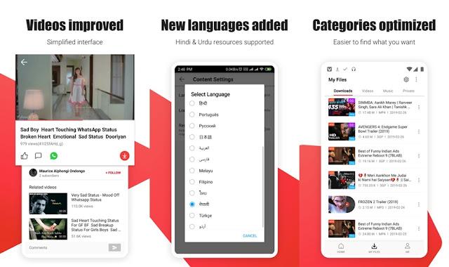 Download Aplikasi Vidmate / Vetmed Apk Versi Lama dan Terbaru